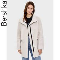 Bershka 06503202906 女士毛呢外套