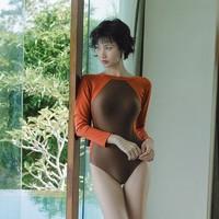 Ylsswim 昱浪舒 YLS146502 女士三角连体泳衣