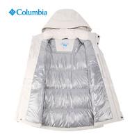 Columbia 哥伦比亚 PM5696 户外黄轩同款热能800蓬鹅绒羽绒服