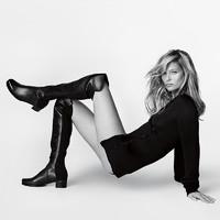 考拉海購黑卡會員:STUART WEITZMAN  RESERVE系列 5050系列 女士經典粗跟過膝長靴