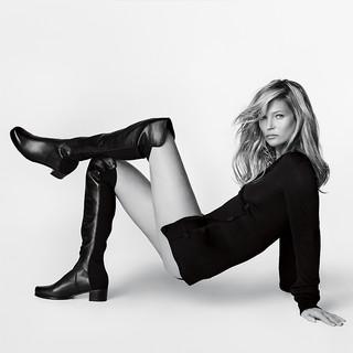 考拉海购黑卡会员 : STUART WEITZMAN  RESERVE系列 5050系列 女士经典粗跟过膝长靴