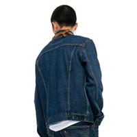 Levi's 李维斯 72334-0133 男士翻领纯棉牛仔夹克外套