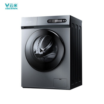 VIOMI 云米 10KG公斤智能互联网洗烘一体机滚筒洗衣机Neo节能静音APP语音控制米家生态家电 WD10FM-G1A
