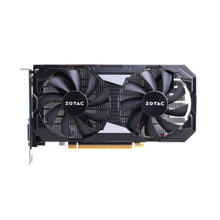 ZOTAC 索泰 GTX1650-4GD5 毁灭者 PA 显卡(GTX1650、4G、1530-1725MHz)