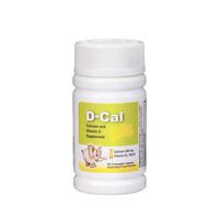 D-Cal 迪巧 儿童咀嚼钙片 30粒/瓶 *4件
