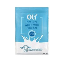 Oli6 全脂山羊奶粉 1kg *2件