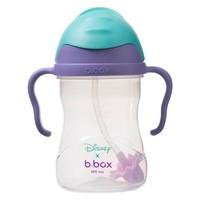 B.box 婴幼儿重力球防漏吸管杯 240ml(适合6个月以上)Disney Ariel 新版