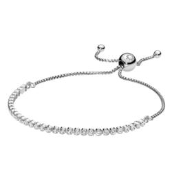 潘多拉 闪耀手链925银 欧美风格 女士 590524CZ/590524PCZ