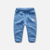 UTD 儿童加绒运动休闲裤