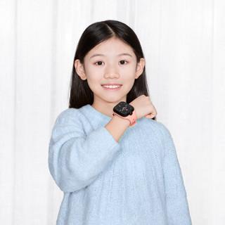 米兔儿童学习手表 4Pro 蓝色 4G全网通 双摄 双GPS定位 小爱AI同学 20米水深防水