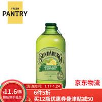 Bundaberg 宾得宝 苏打水汽水碳酸饮料 多种口味可选 375m *12件