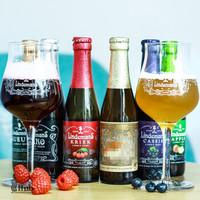 Lindemans 林德曼 水果味啤酒  250ml 6瓶装 (250ml)