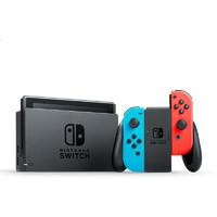 23日12点 : Nintendo 任天堂 Switch国行续航加强版 家用游戏机