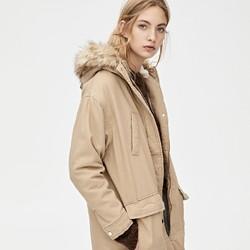 PULL&BEAR 09716202 女款派克外套