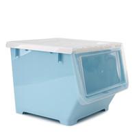 BELO 百露 前开式塑料收纳箱 *3件