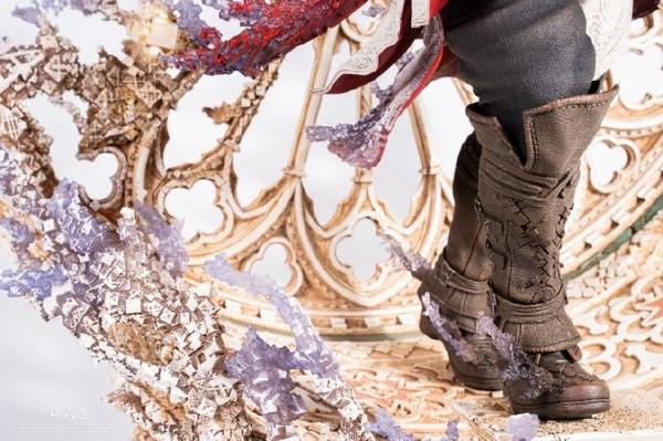 UBISOFT 育碧 《刺客信条》Animus艾奇奥1/4 发光版雕像