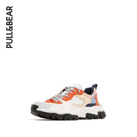 PULL&BEAR 15311011 女登山风时尚运动鞋