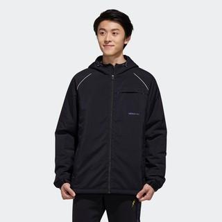 阿迪达斯官网 adidas neo 宝可梦联名 男装连帽夹克外套FU3922