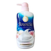 Cow 牛牌 Bouncia 浓密泡沫花香沐浴露 550ml *3件