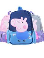 新款可爱婴幼儿园儿童卡通宝宝23456岁早教学前双肩包书包包 女孩男孩童年小孩小中大班手提双肩书包小背包潮