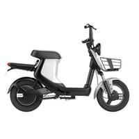 新日(Sunra)XC1电动车自行车48V20A锂电/领先版/电池可提取充电