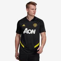Adidas阿迪达斯19新品四季男子足球曼联运动短袖T恤DX9030