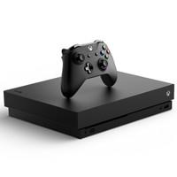 Microsoft 微软 Xbox One X 1TB 游戏主机+单手柄