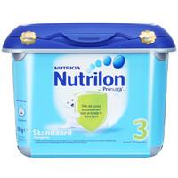 Nutrilon 荷兰牛栏 诺优能 婴儿配方奶粉 安心罐 3段