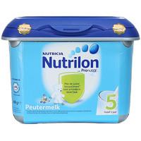 Nutrilon 诺优能 婴儿奶粉 5段 800g 安心罐