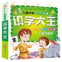 《识字大王》儿童学前识字教材
