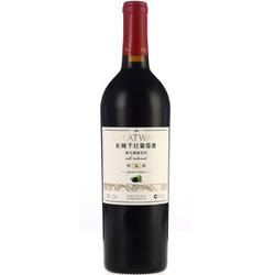 Great Wall 长城 特选5年橡木桶解百纳 干红葡萄酒 750ml *6件