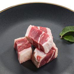 农夫好牛 乌拉圭牛腩块 1kg *3件