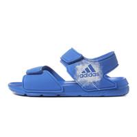 adidas阿迪达斯 男鞋魔术贴休闲凉鞋