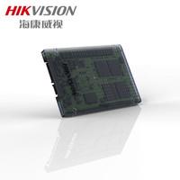 海康威视企业级SSD固态硬盘E200P系列TLC闪存Cap电容2.5英寸SATA接口透明盘 1T