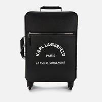 KARL LAGERFELD 卡尔·拉格斐 Rue St. Guillaume Trolley 拉杆箱
