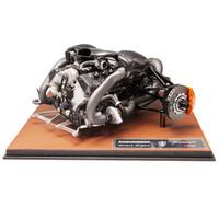 FrontiArt FA全球限量版手工打造1:6 柯尼塞格ONE:1 超跑汽车引擎