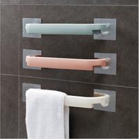 免打孔浴室毛巾挂架 两支装