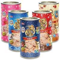 渔极(AkikA)猫罐头54罐