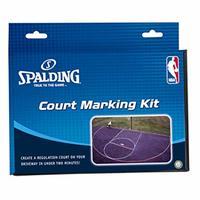 SPALDING 斯伯丁 Court 标记系统