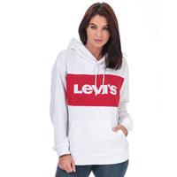 Levi's 李维斯 Colourblock Sportswear Hoody 女士卫衣