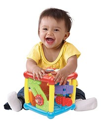 VTech宝宝学习活动方块,