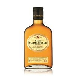 HIGH COMMISSIONER  高司令 调配型苏格兰威士忌 200ml