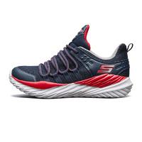 SKECHERS 斯凯奇 男童潮流平底运动鞋 97765L (36、全黑色)
