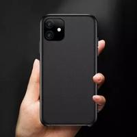 京东京造 iPhone 11 头层牛皮手机壳