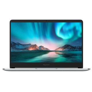 HONOR 荣耀 MagicBook 2019 Linux版 VLR-W19LP 笔记本电脑(i5-8265U 16GB 512GB固态硬盘 MX250独显 冰河银)