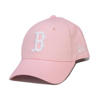 NEW ERA Boston Red Sox Essential 9Forty 女士棒球帽