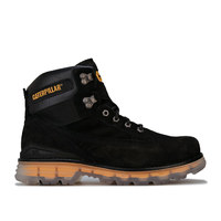 银联专享 : Caterpillar Baseplate Leather 男士工装靴