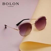 BOLON 暴龙 BL7052 女士蝶形墨镜