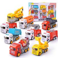 儿童玩具车工程车套装 9只装