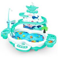 WinTek 宝宝磁性钓鱼玩具